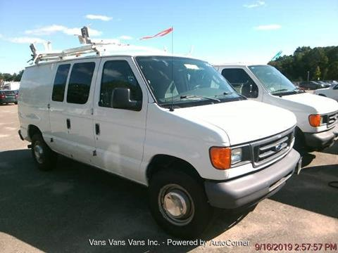 2006 Ford E-Series Cargo for sale in Blauvelt, NY