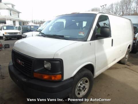 2007 GMC Savana Cargo 2500 for sale at Vans Vans Vans INC in Blauvelt NY