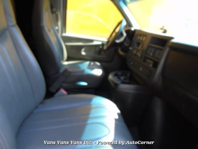 2008 Chevrolet Express Cargo 3500 3dr Extended Cargo Van - Blauvelt NY