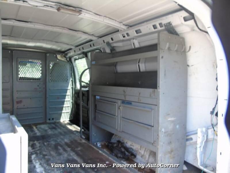 2011 Chevrolet Express Cargo 3500 3dr Cargo Van w/ 1WT - Blauvelt NY