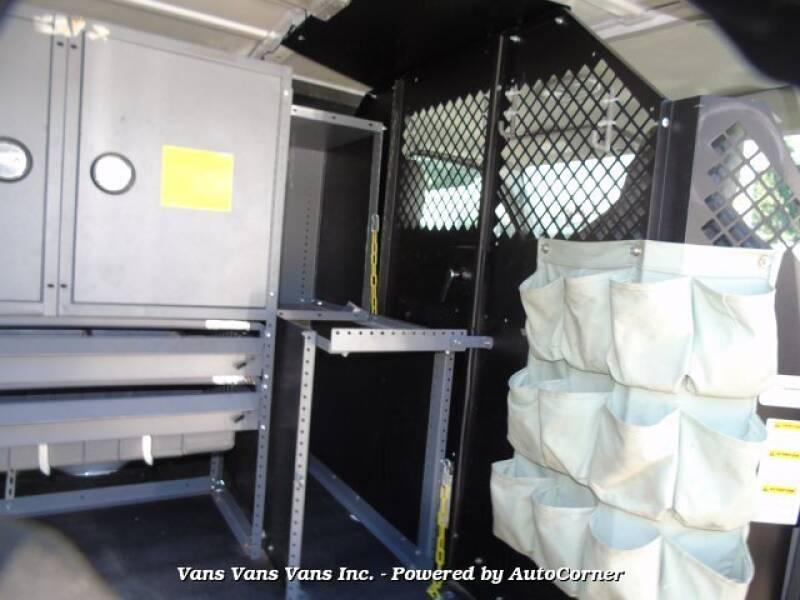 2012 Ford E-Series Cargo E-250 3dr Cargo Van - Blauvelt NY