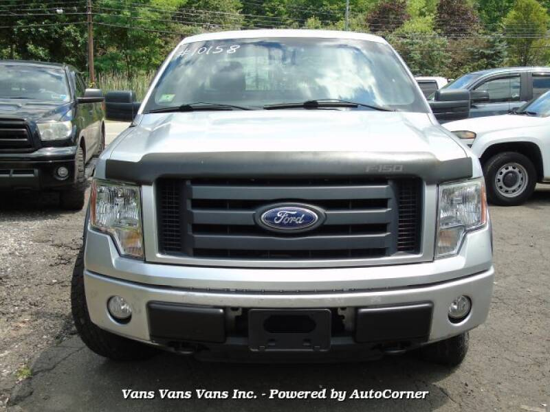 2010 Ford F-150 STX SuperCab 6.5-ft. Bed 4WD Pick-Up Truck - Blauvelt NY