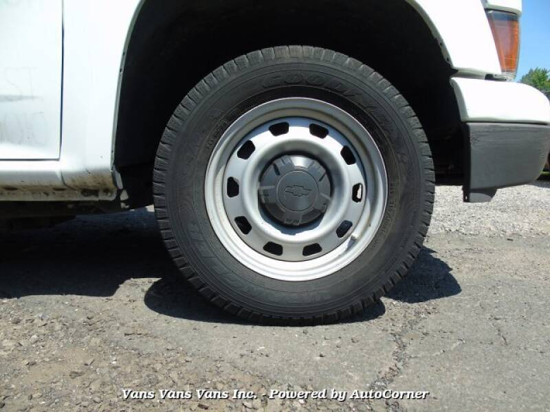 2009 Chevrolet Colorado Work Truck 2WD Pick-Up Truck - Blauvelt NY