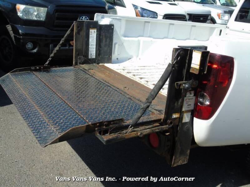 2012 Chevrolet Colorado 4x2 Work Truck 2dr Regular Cab - Blauvelt NY
