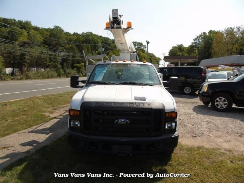 2008 Ford F-350 Super Duty 4X2 2dr Regular Cab 140.8-164.8 in. WB - Blauvelt NY