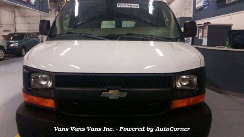 2012 Chevrolet Express Cargo 2500 3dr Cargo Van w/ 1WT - Blauvelt NY