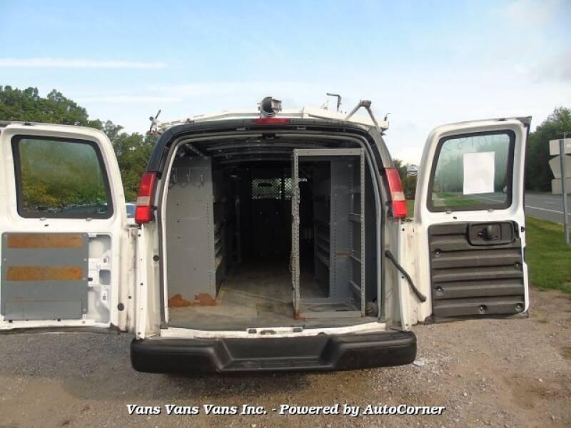 2009 Chevrolet Express Cargo 2500 3dr Extended Cargo Van - Blauvelt NY