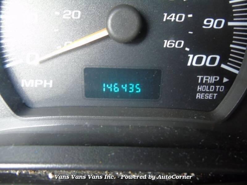 2004 Chevrolet Express Passenger G1500 8/12 Passenger Wagon - Blauvelt NY