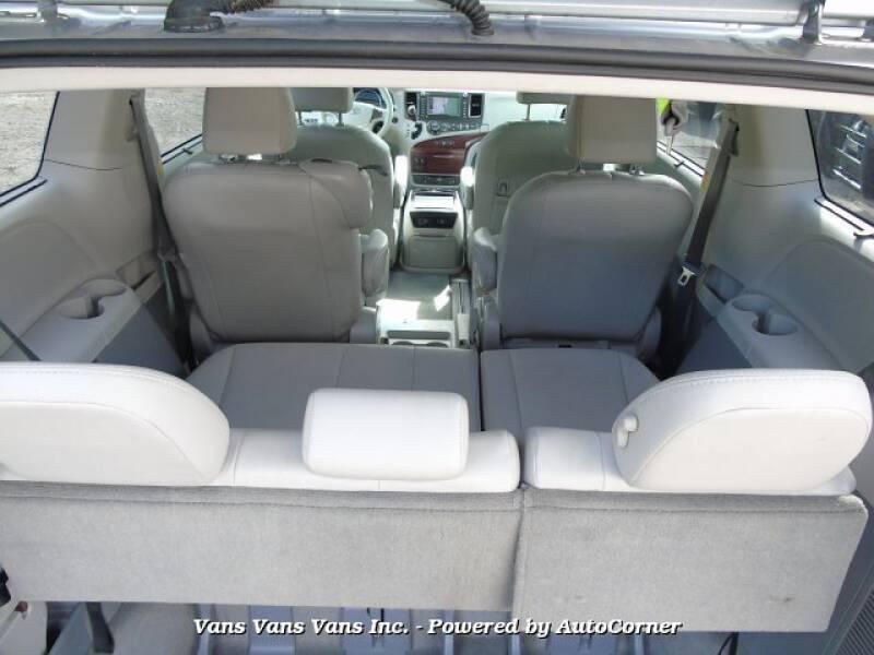 2011 Toyota Sienna XLE 7 Passenger minivan - Blauvelt NY