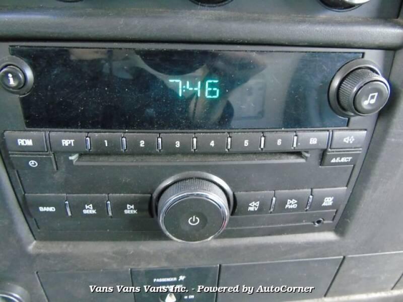 2011 GMC Savana Cutaway 3500 2dr 139 in. WB Cutaway Chassis w/ 1WT - Blauvelt NY