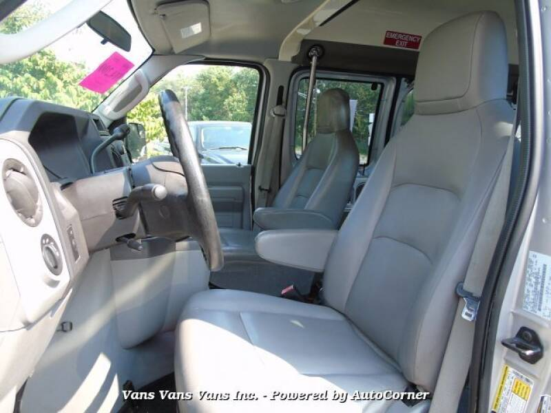 2010 Ford E-Series Cargo E-250 3dr Extended Cargo Van - Blauvelt NY