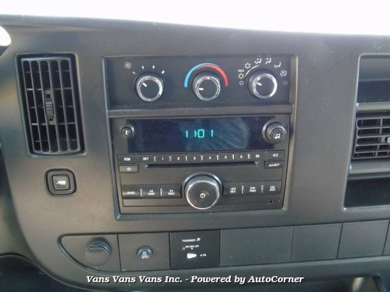 2012 Chevrolet Express Passenger LS 2500 3dr Passenger Van - Blauvelt NY