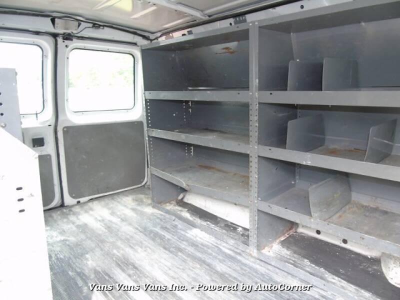 2008 Ford E-Series Cargo E-250 3dr Cargo Van - Blauvelt NY