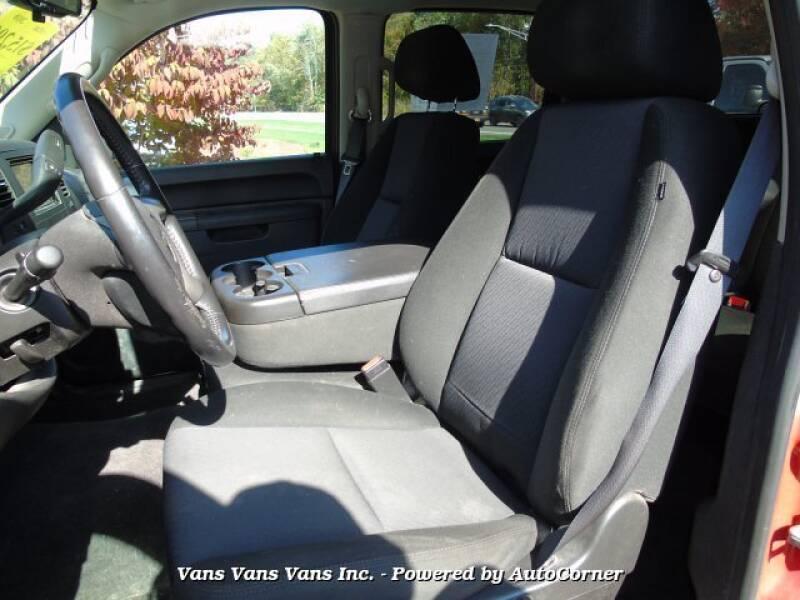 2010 Chevrolet Silverado 1500 4x4 LT 4dr Crew Cab 5.8 ft. SB - Blauvelt NY