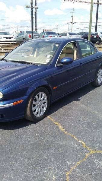 2002 Jaguar X-Type AWD 2.5 4dr Sedan - Birmingham AL