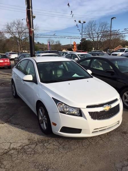 2014 Chevrolet Cruze 2LT Auto 4dr Sedan w/1SH - Birmingham AL