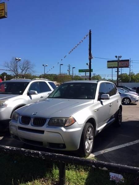 2006 BMW X3 AWD 3.0i 4dr SUV - Birmingham AL