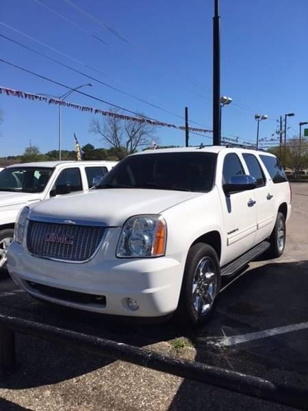 2011 GMC Yukon XL 4x2 SLT 1500 4dr SUV - Birmingham AL