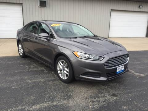 2013 Ford Fusion for sale in Little Chute WI