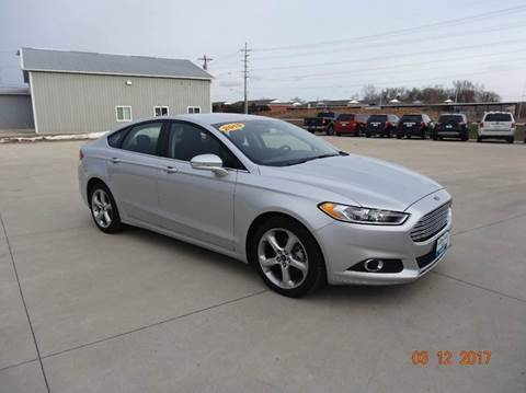 2015 Ford Fusion for sale in Little Chute, WI