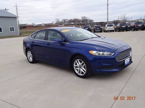 2013 Ford Fusion for sale in Little Chute, WI