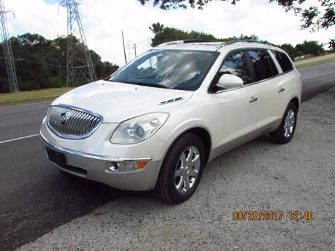 2010 Buick Enclave for sale in Dallas, TX