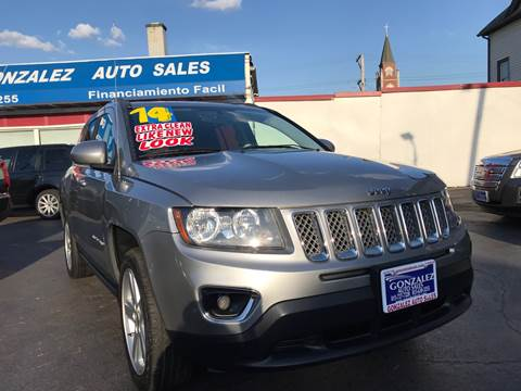 2014 Jeep Compass for sale in Joliet, IL