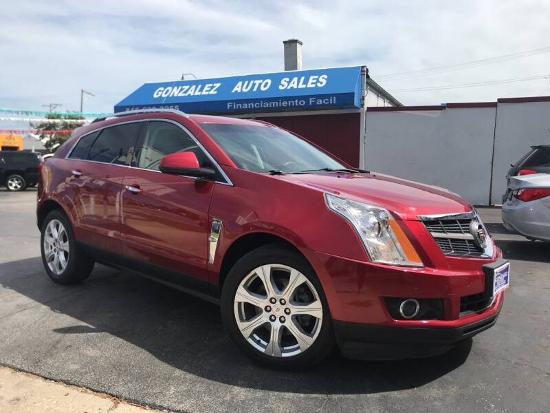 2010 Cadillac SRX for sale at Gonzalez Auto Sales in Joliet IL
