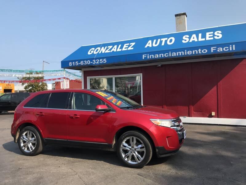 2011 Ford Edge for sale at Gonzalez Auto Sales in Joliet IL