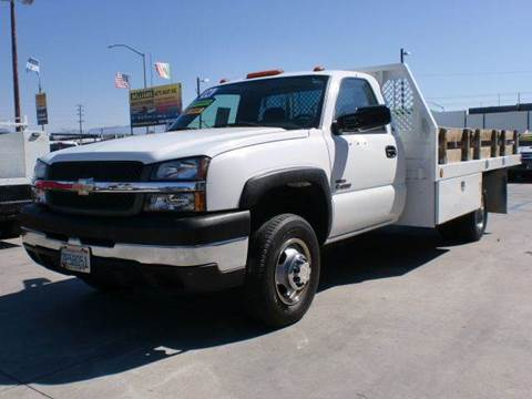 2004 Chevrolet Silverado 3500 for sale at Williams Auto Mart Inc in Pacoima CA
