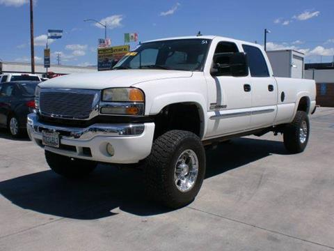 2006 GMC Sierra 2500HD for sale in Pacoima, CA