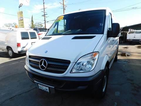2013 Mercedes-Benz Sprinter Cargo for sale at Williams Auto Mart Inc in Pacoima CA