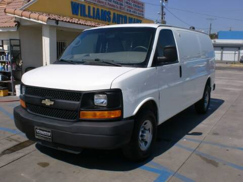 2010 Chevrolet Express Cargo for sale at Williams Auto Mart Inc in Pacoima CA