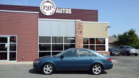 2007 Hyundai Sonata for sale in Springfield, IL