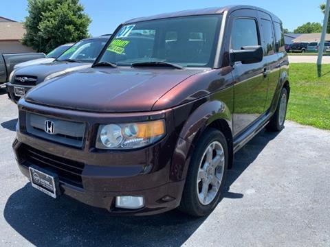 Honda Springfield Il >> 2007 Honda Element For Sale In Springfield Il