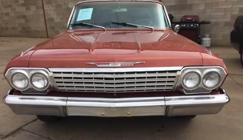 1962 Chevrolet Impala for sale in Oklahoma City, OK