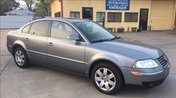 2005 Volkswagen Passat for sale in Oklahoma City OK