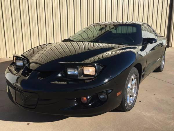 2000 Pontiac Firebird Formula 2dr Hatchback - Oklahoma City OK