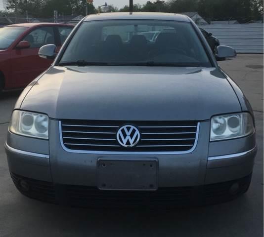 2005 Volkswagen Passat 4dr GLS 1.8T Turbo Sedan - Oklahoma City OK