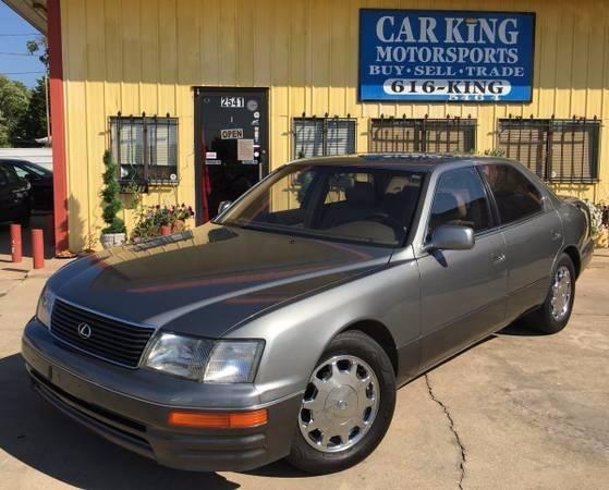 1996 Lexus LS 400 4dr Sedan - Oklahoma City OK