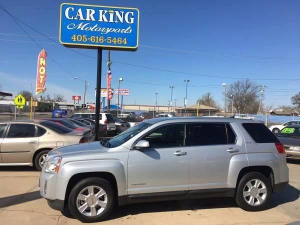 2011 GMC Terrain SLE-1 4dr SUV - Oklahoma City OK