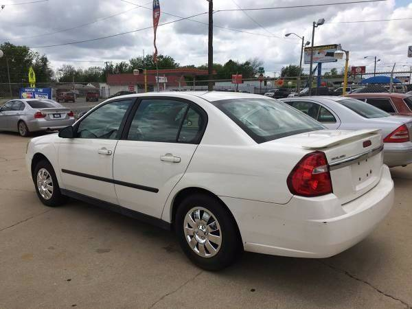 2004 Chevrolet Malibu 4dr Sedan - Oklahoma City OK