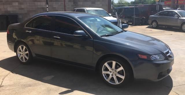 2005 Acura TSX 4dr Sedan - Oklahoma City OK