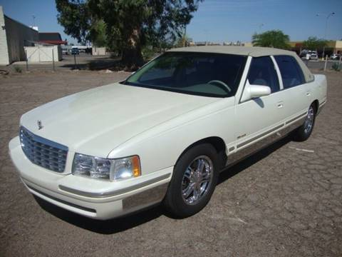 1997 Cadillac DeVille for sale in Mesa, AZ