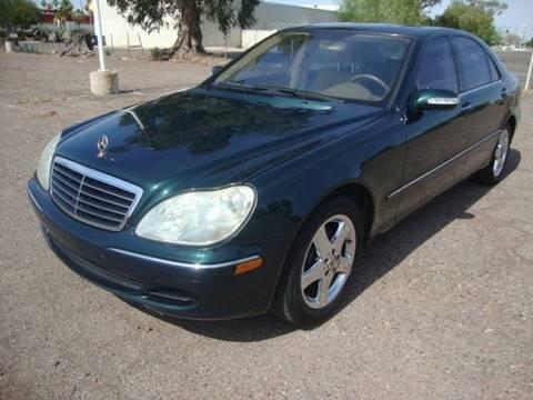 2004 Mercedes-Benz S-Class for sale in Mesa, AZ