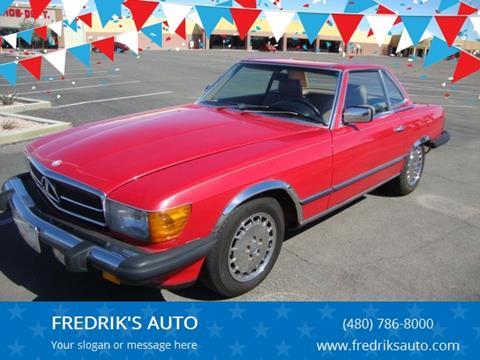 1985 Mercedes-Benz 380-Class for sale in Mesa, AZ