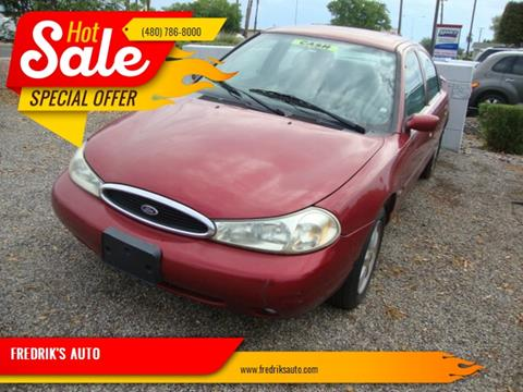 1999 Ford Contour for sale in Mesa, AZ