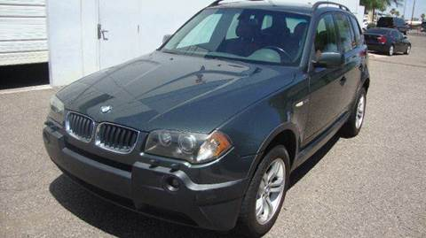 2004 BMW X3 for sale in Mesa, AZ