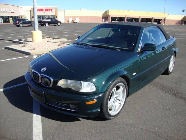 Bmw Series Ci Dr Convertible In Mesa AZ FREDRIKS AUTO - Bmw 3 series 330ci