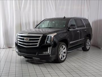 2017 Cadillac Escalade for sale in Houston, TX